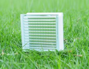 Clear Parallel Glass Block/Brick (JINBO) pictures & photos
