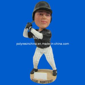 Polyresin Sport Bobble Head of Baseball Souvenir Gifts pictures & photos