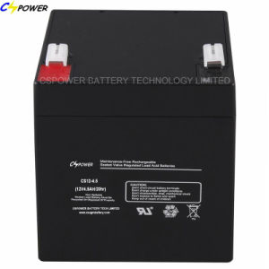 Automatic Rechargeable Lead Acid LED Battery 1.3ah 12V pictures & photos