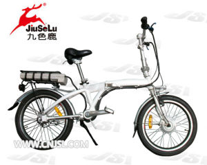 "20"" Alloy Frame Folding Electric Bike With PAS (JSL039N) pictures & photos"