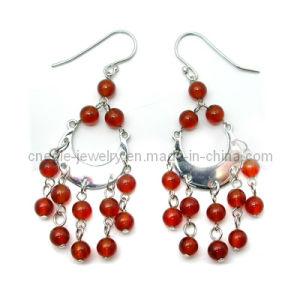 925 Sterling Silver Bead Earrings (E010031)