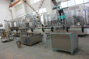 Brewery Filler and Capper pictures & photos