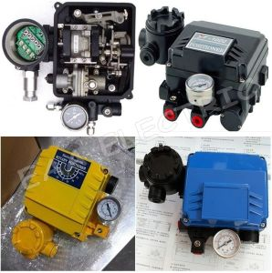 Yt1000r Rotary Electro Pneumatic Valve Actuator China Factory pictures & photos
