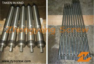 Screw Barrel for Injection Molding Machine Screw Barrel/Machine Screw pictures & photos