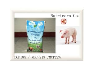 China Supplier Dicalcium Phosphate DCP/Mcp/MDCP Animal Feed Addtive pictures & photos