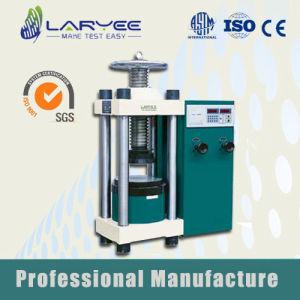 Concrete Compressive Strength Testing Machine (JYS-2000) pictures & photos