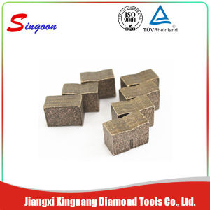 Title Cutter Diamond Segment for Single Blade and Multi-Blades pictures & photos