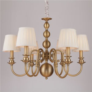 Unique Design Iron Chandelier Light for Livingroom (SL2115-6) pictures & photos