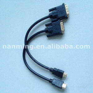 High Speed HDMI to DVI Cable for HDTV/DVD pictures & photos