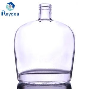 Transparent Glass Bottle for 700ml Vsop pictures & photos