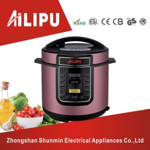Ailipu 6L Electric Pressure Cooker Sm- D608 pictures & photos