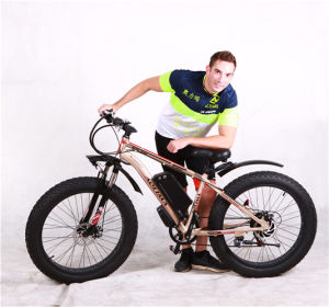 Fat Tire Electric Bike, 60V 1000W Electric Bicycle pictures & photos