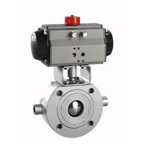 Steam Jacket Stainless Steel Ball Valve Insulation Ball Valve pictures & photos