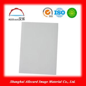 Milkly White Inkjet Laminated PVC Printable Core pictures & photos