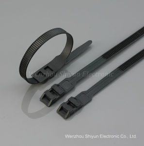 Double Locking Cable Ties 67lbs pictures & photos