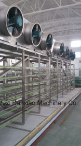 Ice Cream Extrusion Frozen Tunnel Machine pictures & photos