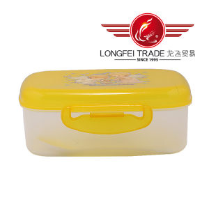Plastic Kids Lunch Box for Kids pictures & photos