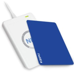 13.56MHz RFID Reader & Writer for Wince. Micro-Payment CE, Mobile Phone Payment