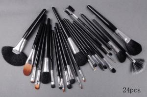 24 PCS Cosmetic Makeup Brush Kit Practical High Quality Convenient Makeup Sets Brush pictures & photos