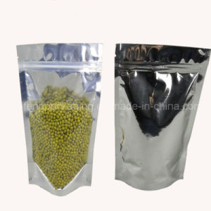 Aluminum Zipper Bag for Packaging of Food pictures & photos
