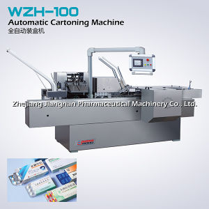 Automatic Cartoning Machine (WZH-100) pictures & photos