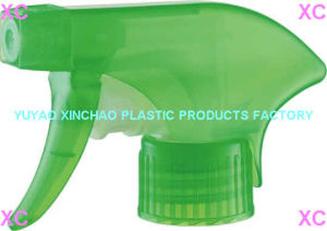 All Plastic Trigger Sprayer, All Plastic Spring Outside Trigger Sprayer, Environment Friendly Recyclable Trigger Sprayer (XC03-3) pictures & photos