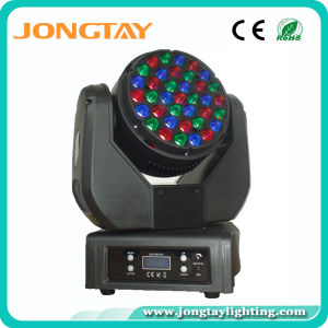 37PCS*3W RGB CREE LED Beam Moving Head