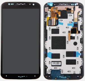 LCD Touch Screen Digitizer Assembly for Motorola Moto X2 Display pictures & photos