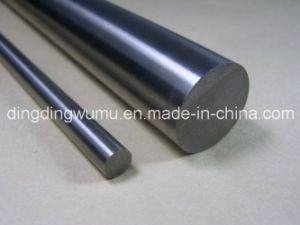 High Density Tzm Molybdenum Alloy Rod/Bar for Mould pictures & photos