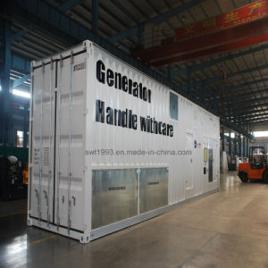 2500kVA Containerized Diesel Generator by Perkins Engine Power pictures & photos