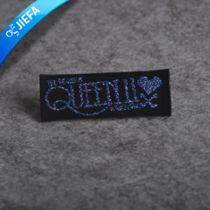 Men′s Fashion Custom Brand Logo Woven Garment Label pictures & photos