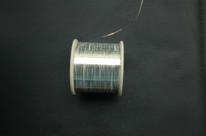 M Type of Pure Silver Yarn pictures & photos