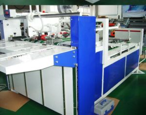 Semi-Auto Carton Box Folder Gluer Machine pictures & photos