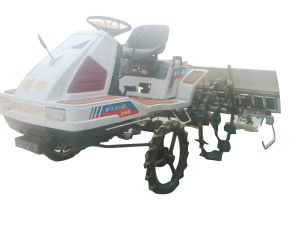 High Speed Riding Type Four-Wheel Drive Rice Transplanter (2ZSQ-6300) pictures & photos