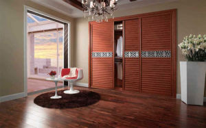 2017 Red Cherry Mood America Style Wardrobe Furniture (zy-055) pictures & photos