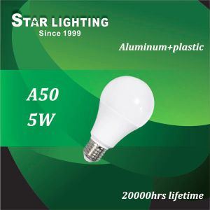6500k Ultra Bright SMD 5W A50 LED Bulb Light pictures & photos