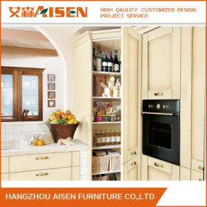 Wholesale Classic Kitchen Cabinet Wood Kitchen Furniture pictures & photos