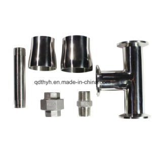 Precision Stainless Steel Pipe Fitting Casting pictures & photos