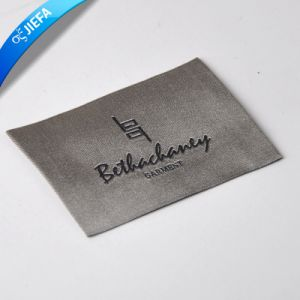 Custom Woven Label for Brand Clothing Label pictures & photos