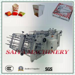 Carton Erecting Machine, Hamburger, Food, Lunch Box Machine