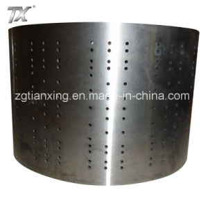 Precision Tungsten Carbide Drums for Tobaco Machine pictures & photos