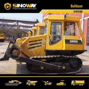 Track-Type Tractor with 80HP Engine pictures & photos