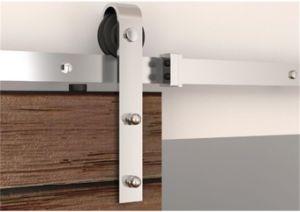 Amerecan Interior Door Hardware Stainles Steel Bathroom Door Hardware pictures & photos