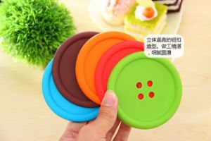 2016 Hot Selling Eco-Friendly Silicone Cup Mat pictures & photos