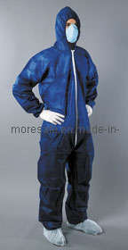 PP Coverall (dark blue) (MSF-PPCV)