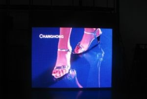P4 Indoor High Definition LED Video Wall pictures & photos