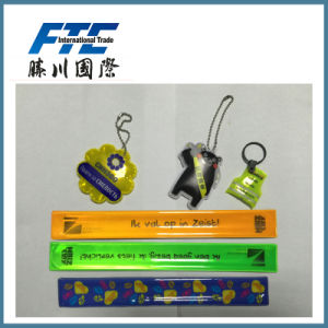 Wholesale Reflective Slap Band for Celebration Gift pictures & photos