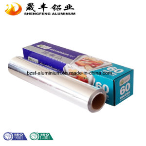 Aluminum Foil for Food Packing pictures & photos