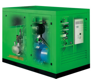 Oil Free Screw Air Compressor 30kw pictures & photos