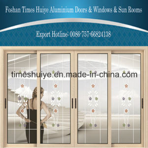 Aluminum Automatic Gate with Sensor Equipemnt pictures & photos